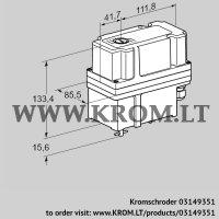 Actuator IC 30-30K3T (03149351)