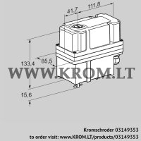 Actuator IC 30-60K3T (03149353)