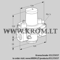 Pressure regulator GDJ 20R04-4 (03155037)