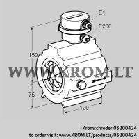 Flow meter DM 100Z80-160 (03200424)