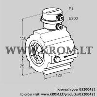 Flow meter DM 160Z80-160 (03200425)