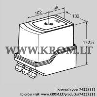Actuator IC 50-03W3TR10 (74215211)