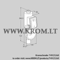 Solenoid actuator MB 7NW6A (74923260)