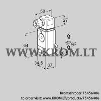 Pressure switch for gas DG 300VC9-6W /B (75456406)