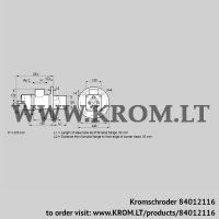 Burner for gas BIO 100KB-50/35-(41)E (84012116)