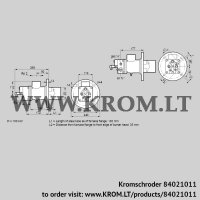 Burner for gas BIO 80HBL-100/35-(34)F (84021011)