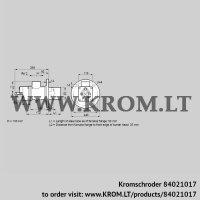 Burner for gas BIO 80RB-50/35-(6)E (84021017)