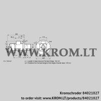 Burner for gas BIO 80RB-150/135-(6)E (84021027)
