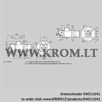 Burner for gas BIO 80HBL-400/335-(34)F (84021041)