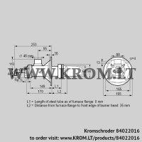 Burner for gas BICA 65HM-0/35-(72)D (84022016)