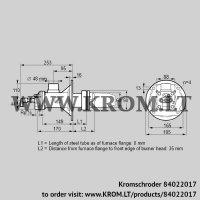 Burner for gas BICA 65RM-0/35-(71)D (84022017)