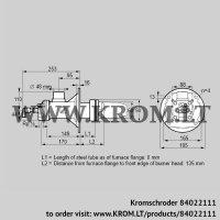 Burner for gas BICA 65HB-0/135-(34)D (84022111)
