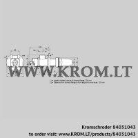 Burner for gas BIC 65HB-300/335-(34)E (84031043)