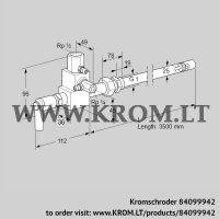 Pilot burner ZMI 25G3500R (84099942)