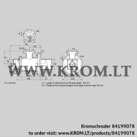 Burner for gas BIOW 100KB-100/85-(41E)G (84199078)