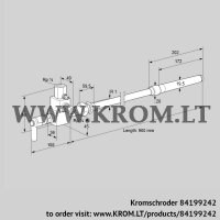 Pilot burner ZMIC 28TB900N (84199242)
