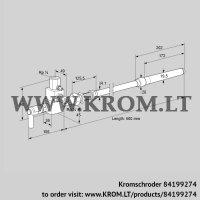 Pilot burner ZMIC 28TB500NK (84199274)