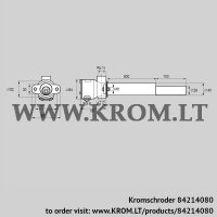 Pilot burner ZKIH 800/100R (84214080)