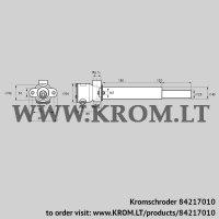 Pilot burner ZKIHB 180/100R (84217010)