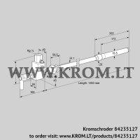Pilot burner ZMIC 28G1200R (84235127)