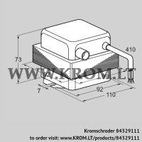 Ignition transformer TZI 7,5-20/33R (84329111)