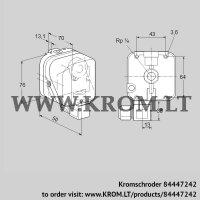 Pressure switch for gas DG 50SG-6K2 (84447242)