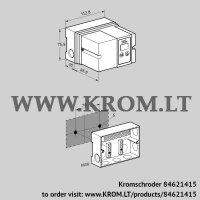 Burner control unit IFD 258-3/1QI (84621415)