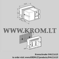 Burner control unit IFD 258-3/1W (84621610)