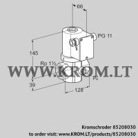 Gas solenoid valve VG 40/32R02NT31D (85208030)