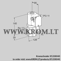 Gas solenoid valve VG 40/32R02NT31DM (85208040)