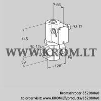 Gas solenoid valve VG 40/32R02NK31D (85208060)