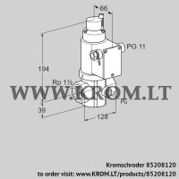 Gas solenoid valve VG 40/32R02LT31D (85208120)