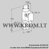 Gas solenoid valve VG 40/32R02LT31DM (85208140)