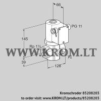 Gas solenoid valve VG 40/32R02NK31DMVZ (85208203)