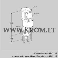 Motorized valve for gas VK 65R31T5/KA93D (85312127)