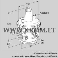 Pressure control VAR 40R05-1Z (86054024)