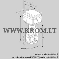 Control valve RVS 2/DML03W60S1-6 (86060017)