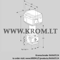 Control valve RV 2/AML10W30S1 (86060524)