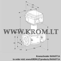 Control valve RV 40/LF05W30E (86060716)