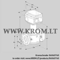 Control valve RV 50/KF10W60E (86060760)