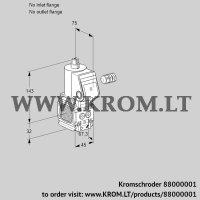Gas solenoid valve VAS1-/NW (88000001)