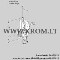 Gas solenoid valve VAS2-/NW (88000021)