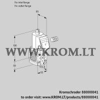 Gas solenoid valve VAS3-/NW (88000041)