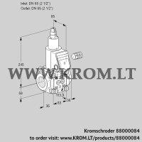 Gas solenoid valve VAS3T65N/LQ (88000084)