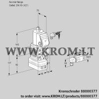 Pressure regulator VAD1-/15R/NW-100B (88000377)