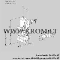 Pressure regulator VAD125R/NK-100A (88000657)