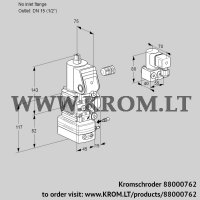 Air/gas ratio control VAG1-/15R/NWBE (88000762)