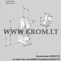 Pressure regulator VAD1-/25R/NW-100A (88000793)