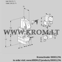 Air/gas ratio control VAG125R/NWAE (88001296)