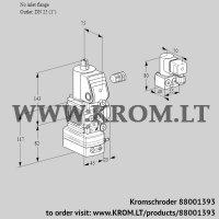 Pressure regulator VAD1-/25R/NW-50A (88001393)